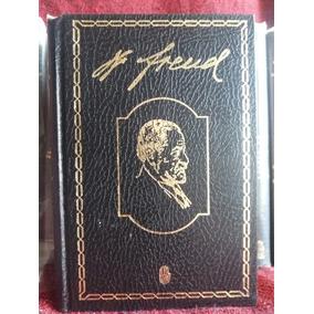 Freud Obras Completas 24 Volumes - Capa Couro Linda!