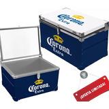 Caixa Termica Corona 110 Litros Chapa Galvanizada Ant Ferrug