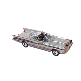 Jada Metal 1:24 1966 Batmobile Premium Dtc
