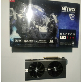 Rx580 Nitro+ Le 8gb