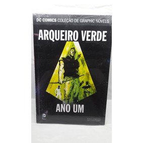 Dc Comics Graphic Novels Arqueiro Verde Ano Um Ed. 41
