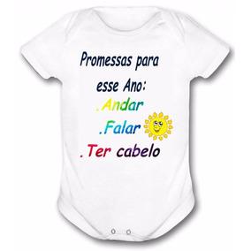 Body Personalizado Frases Engraçadas Bodies De Bebê No Mercado