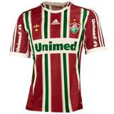 Camisa Fluminense Infantil 10 Anos - Esportes e Fitness no Mercado ... 546bb926f201b