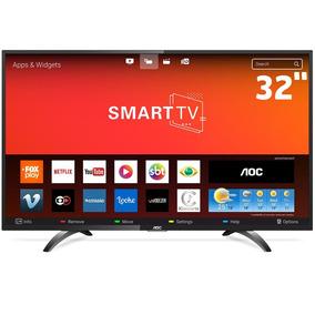 Smart Tv Led 32 Hd Aoc Le32s5970s Wifi App Gallery Hdmi Usb