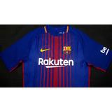 Camiseta Barcelona Original 2017 - Camiseta del Barcelona para ... 0fdb553d11f0e