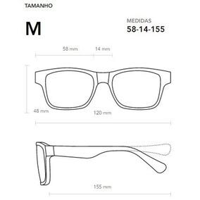 28d41f07d39ab Ray Ban 3025l Aviator - Óculos De Sol no Mercado Livre Brasil