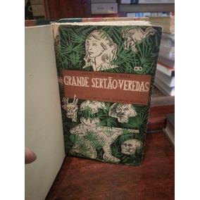 Grande Sertão: Veredas - Guimarães Rosa - 1ª Edição