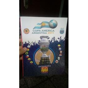 Álbum De Figurinas Copa America 2011