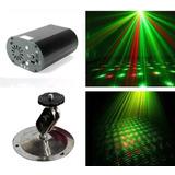 Luces Disco Estrobo Cañon Multiefectos Audioritmico - T1211
