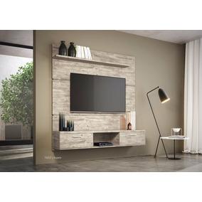 Painel Home Flat 1.8 Tv De 55 Pol. - Morais Movéis Salvador
