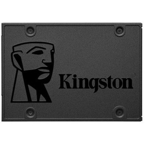 Hd Ssd Kingston 240gb A400 Lançamento Modelo 2018 Sata3