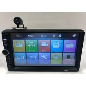Multimidia Corolla Etios Hilux Câmera Bluetooth