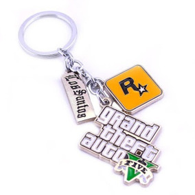 Chaveiro Gta V Grand Theft Auto