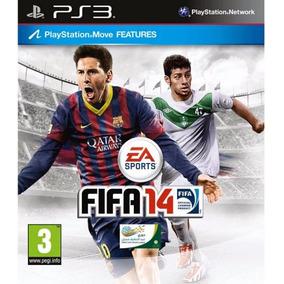 Fifa 14 Electronic Arts Ps3 + Midia Fisica Original