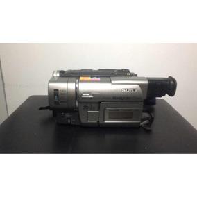 Camara De Video Filmadora Sony Handycam Ccd-trv87