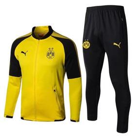 9b4056e25b Agasalho Do Borussia Dortmund Produto Importado + Frete Off