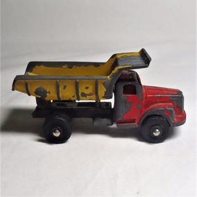 Roly Toys Scania Vabis Basculante Nº4 - Anos 60