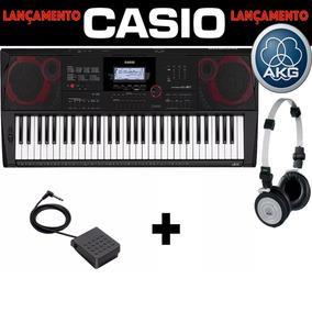 22b6c064cf0 Teclado Casio Ct X 3000 - Instrumentos Musicais no Mercado Livre Brasil