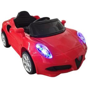 Auto A Bateria Nene Alfa Romeo 12v Control Tiendalove 3024