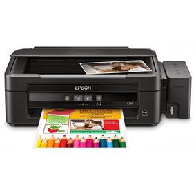 Impresora Epson L210 Con Tinta Continua De Fabrica