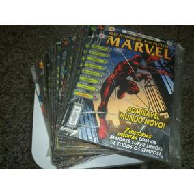 Grandes Heróis Marvel 1 A 17 (3ª Série - Editora Abril)