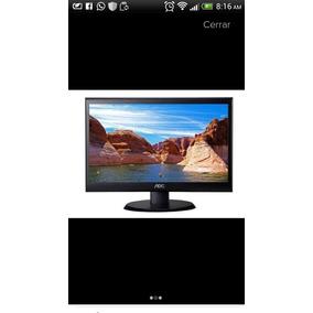 Monitor Lcd Aoc 2070 Nuevo En Su Caja