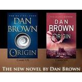 Origin By Dan Brown Ingles Origen Us+uk Original 3formatos
