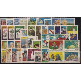 Liquidabrasil - Ano 1994 - 48 Comemorativos + 3 Blocos - Nnn
