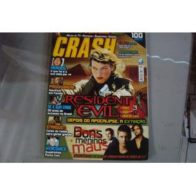 Revista Crash 9 / Resident Evil Prison Break Stardust Dc