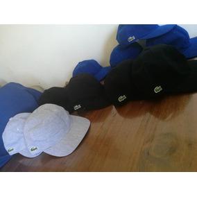 Gorra Lacoste Negra - Accesorios de Moda de Hombre en Mercado Libre ... 76d253b659a