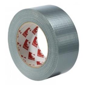 Fita Silver Tape 48mmx50m Cinza - Produzida Na Inglaterra