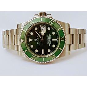 a1617339446 Rolex Submariner Ceramica Green - Novíssimo Oportunidade. R  42.000