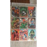 Marvel Pepsi Cards Cartas Coleccionables