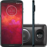 Smartphone Motorola Moto Z3 Play Stereo Speaker Edition 64gb