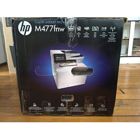 Impressora Multifuncional Hp M477fnw Wireless 220v
