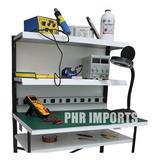 Kit 25 Maquinas E Ferramentas Conserto Celular Voltagem 110v