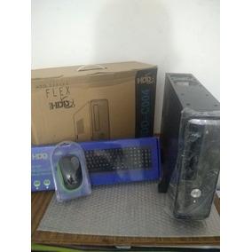 Computadora Core2duo,4gb Ram Ddr2, 160gb Hdd Teclado Y Mouse