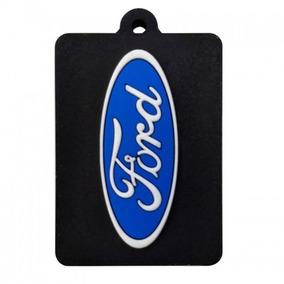 Kit 20 Chaveiro Emborrachado Ford - Frete Grátis