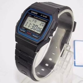 8229fd2acca Caixa Relogio Casio F 91w - Relógios no Mercado Livre Brasil