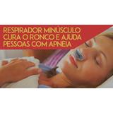 Aparelho Respiratório Anti Ronco Nasal