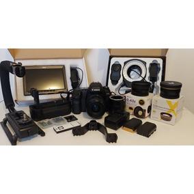 Oferta Equipo Profesional Para Camaras Canon Y Nikon