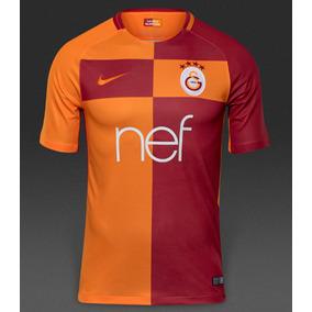 Jersey Nike Galatasaray Turquia Jugador 2017-18 Original 1c0a14bd5dc9a