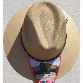 Sombrero Indiana Lona Mayoreo Y Menudeo Color Moka