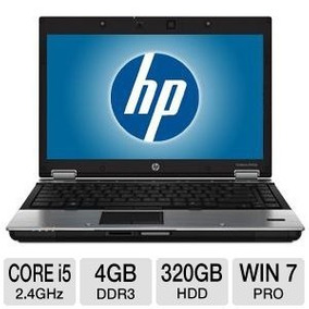 Vendo Laptop Hp 8440p Corei5 Negociable