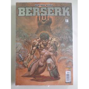 Manga Berserk 13 Nova Edição Novo E Lacrado Frete Grátis