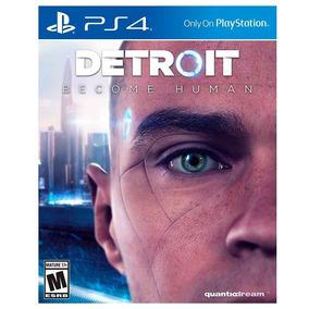 Juego Ps4 Detroit: Become Human