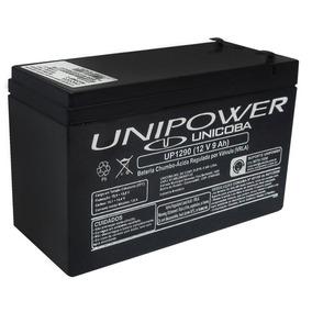Bateria Nobreak 12 V 9ah Selada
