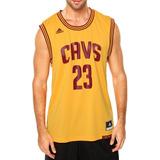 Camisa Regata adidas Nba Cleveland Cavaliers 23 Lebron James 013d4c18d32