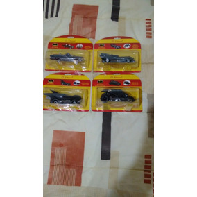 Miniaturas Carros Batman Shell 1:38