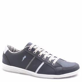 Sapatenis Polo Ralph Lauren Vaughn Branco - Calçados add4dc39d79